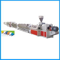 Pvc Large Caliber Pipe Production Line Plastic Extruder Extrusion
