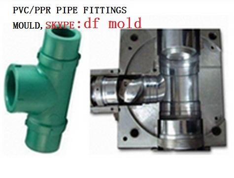 Pvc Pipe Fittings Mould Oem Odm Orders Welcomed Whole Yonwoo Mold Manufactu