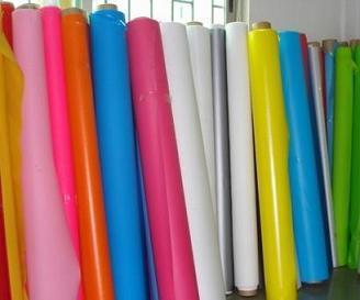 Pvc Plastic Film Plain Printed Transparent Opaque Translucent