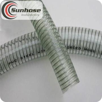 Pvc Steel Wire Reinforced Hose Suction