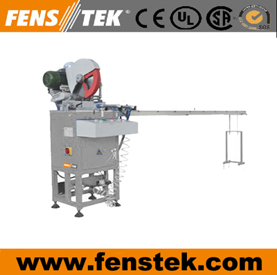 Pvc Window Farbication Machine Single Head Cutting