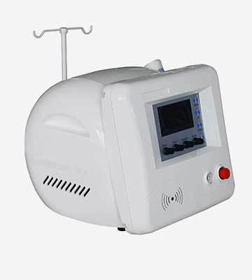 Q Switched Nd Yag Laser 200mj