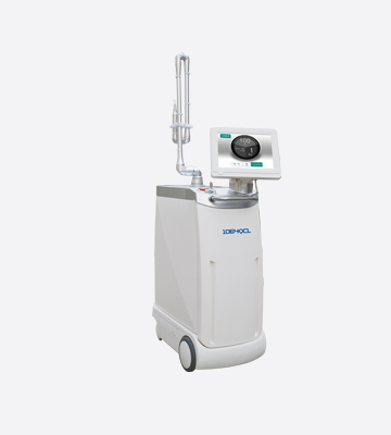 Q Switched Nd Yag Laser Tatoo Removal Machine 1064qcl