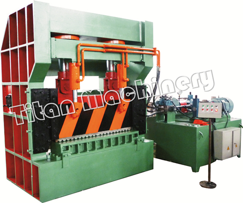Q15 Series Hydraulic Guillotine Shear