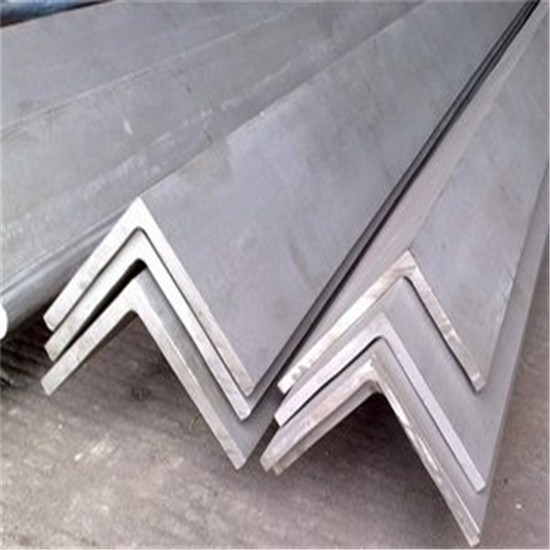 Q345 Q235 Galvanized Equal Angle Steel