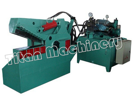 Q43 1600 Hydraulic Alligator Shear