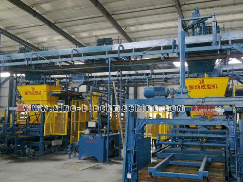 Qft 12 18 Concrete Block Making Machine Germany Hydraulic Operation