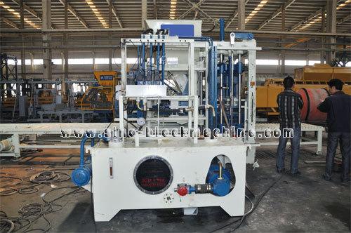 Qft 4 15 Concrete Block Making Machine Investment Local Exchange