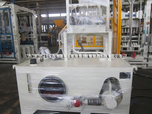 Qft 4 15003 Concrete Block Making Machine