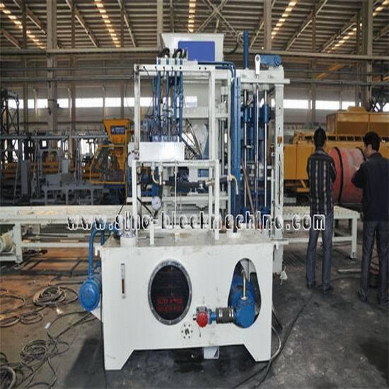 Qft4 15 Concrete Block Making Machine