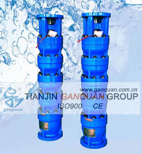 Qjr Deep Well Pump For Temperaure 100 Deg C