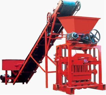 Qmj4 35 Small Block Making Machine 001concrete