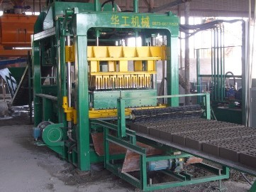 Qt6 15 High Speed With Reasonable Price Brick Making Machine In China