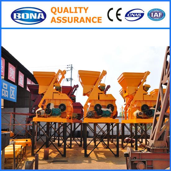Quality Guaranteed Js1000 Concrete Mixer For Sale