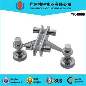 Quality Sus 304 316 Inox Glass Wall Spider Yk 8009