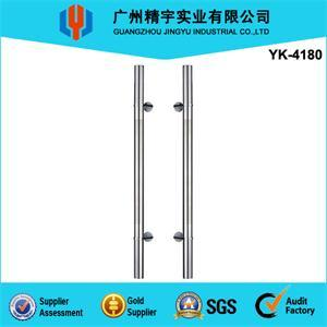 Quality Sus 304 316 Stainless Steel Handle For Glass Door Yk 4180