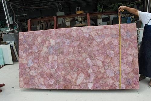 Quartz Pink Natural