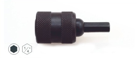 Quick Release Chuck Easy 52mm Rote Mate