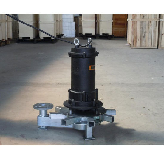Qxb L Submersible Centrifugal Aerator