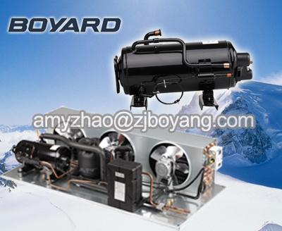 R404a Rotary Refrigeration Compressor For Cold Room
