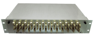 Rack Mount Fiber Optic Patch Panels