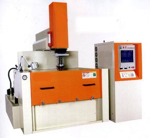 Ram Type Cnc Sinker Electrical Discharge Machine 1060 100a