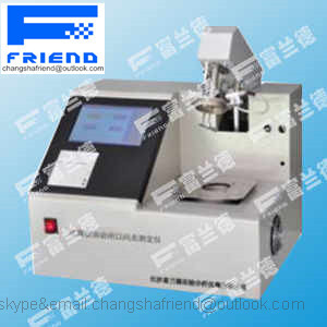 Rapid Low Temperature Closed Cup Flash Point Tester