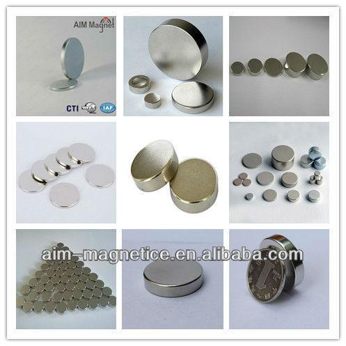 Rare Earth Neodymium Ndfeb Magnet