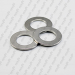Rare Earth Ring Magnet With Zn Coating