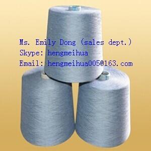 Raw Silk Spun Yarn 22s