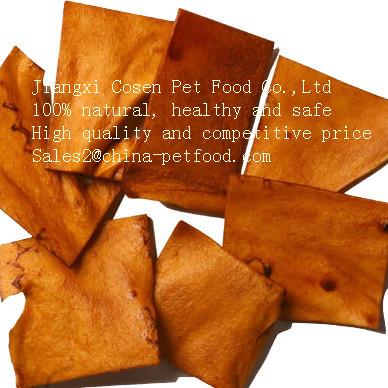 Rawhide Smoked Piece For Dog Food