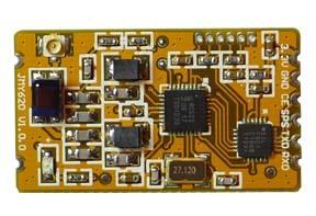 Rc522 Rc523 Surface Mount Package Design Hf Rfid Reader Writer Module Jmy62