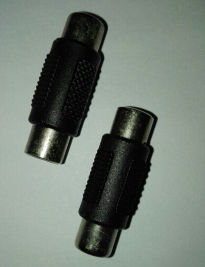 Rca Female To Connector Coupler Gender Changer