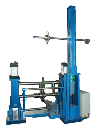 Re Rolling Machine For Metal Bellow Expansion Joint Forming