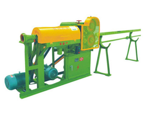 Rebar Straightener And Cutter Machine Mechanical Lgt6 12
