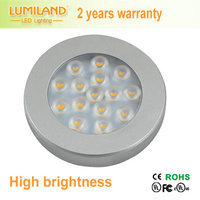 Recessed Mounted Led Under Cabinet Light 20721b Lumiland