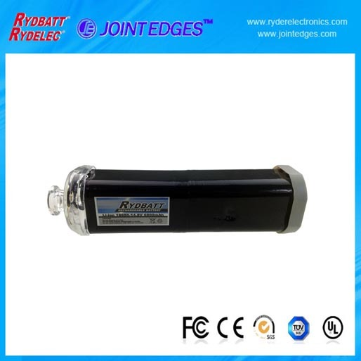 Rechargeable 14 8v 6800mah Li Ion Battery Pack For Diving Light
