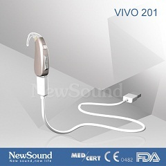 Rechargeable Hearing Aid Micro Usb Port Easy To Use And Environmental