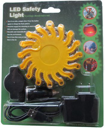 Rechargeable Led Road Flare Kit