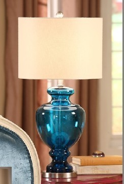 Recycle Glass Table Lamp