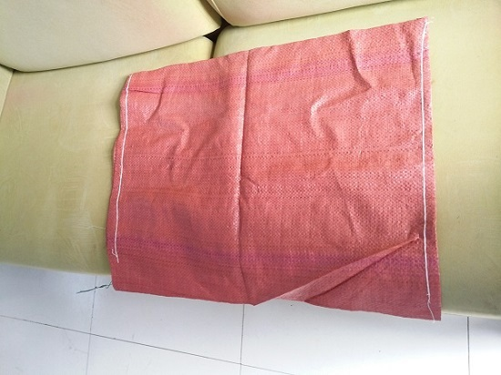 Red Pp Woven Sack To Korea Cheap Bag From China