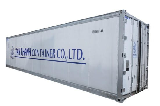 Reefer Container 40 Type