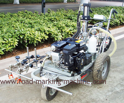 Reflective Material Spraying Type Road Marking Machine