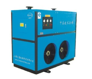 Refrigerated Air Dryer Condenser Technology Drain
