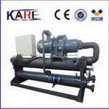Refrigeration R22 R404a Water Cooled Screw Chiller Price 50ton 300ton Capac