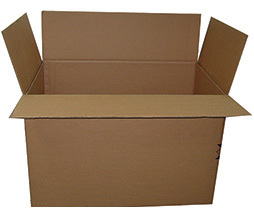 Regular Slotted Containers For Packaging