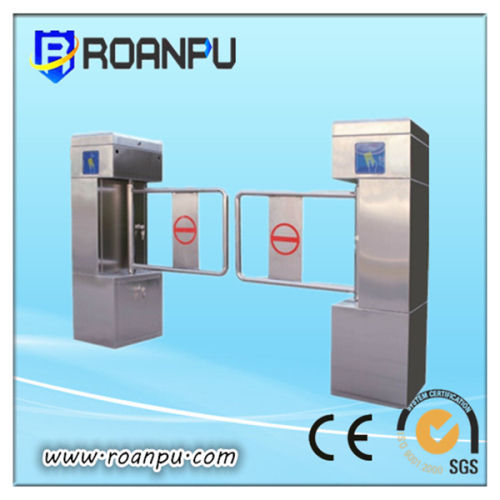 Remote Control Swing Turnstile With Tcp Ip And Rfid Support