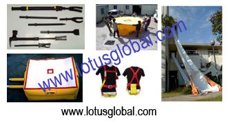 Rescue Equipments