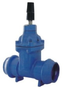 Resilient Soft Seat Socket End Gate Valve