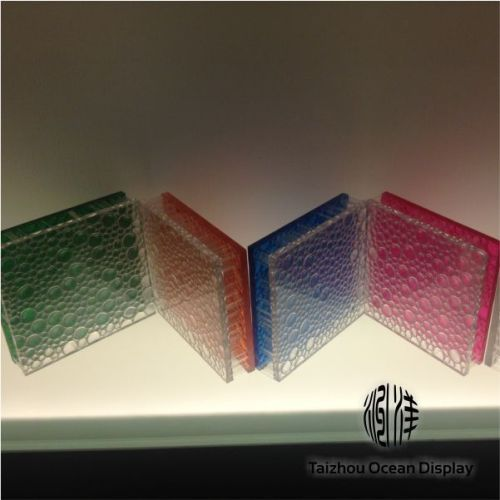 Resin Honeycomb Panel For Indoor And Out Door Decoration